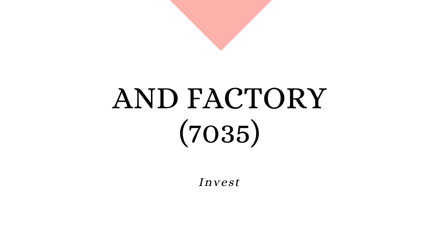 and factory(7035)
